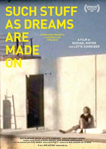 Movie poster: Such stuff as dreams are made on