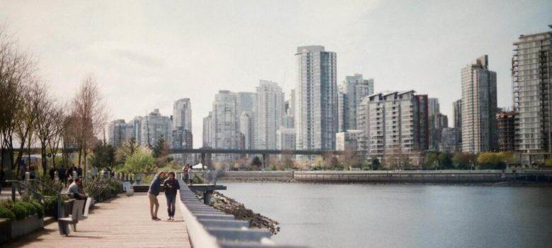 Vancouver sea wall by Kyle Ryan - Unsplash